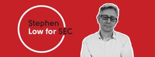 Stephen Low for SEC header